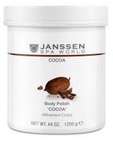 Janssen Body polish «Cocoa» (Полиш-скраб «Какао»), 1250 г - купить, цена со скидкой